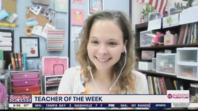 Teacher of the Week: Alexys Griffin