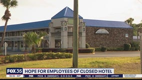 Orlando hotelier providing jobs, hotel stays to displaced workers