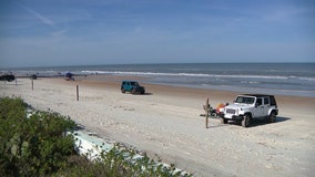 Volusia County Council to consider selling naming rights to beach ramps