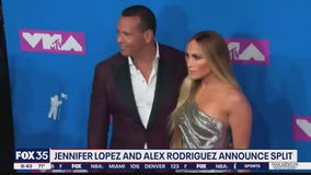 Jennifer Lopez and Alex Rodriguez split and officially end their engagement