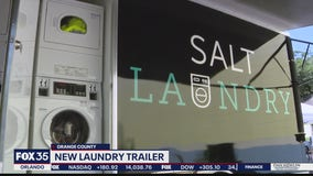 Mobile laundry service introduced in Orlando to serve homeless
