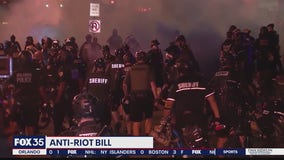 Orlando activists speaking out against Florida's 'anti-riot' bill