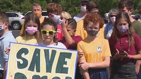 Parents outraged after Diocese says Brevard County Catholic school will close