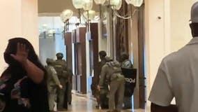 Standoff at luxury resort in Honolulu ends when man kills self, local media reports