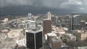 TIMELINE: When to expect storms in your area on Saturday