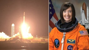 For pilot, latest SpaceX mission is a family affair