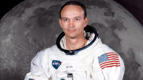 Apollo 11 pilot Michael Collins honored at Kennedy Space Center