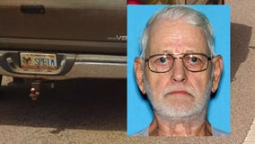 Florida Silver Alert issued for New Smyrna Beach man, 81