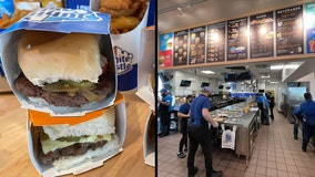 WATCH: FOX 35 tours White Castle's upcoming Orlando location