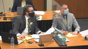 Derek Chauvin moves to have guilty verdicts thrown out, asks for new trial