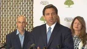 Gov. DeSantis grants clemency to business owners arrested for not enforcing masks