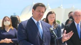 Florida sues Biden administration, CDC to allow cruises to resume sailings immediately, DeSantis says