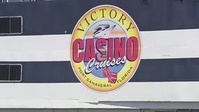 Victory Casino Cruises held vaccination event for Port employees