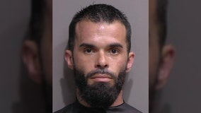 Deputies: Man arrested after threatening ex, barricading self in home