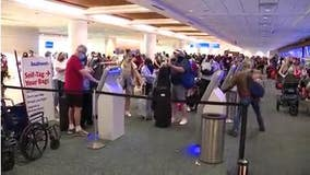 Easter weekend expected to be busiest at MCO since pandemic began