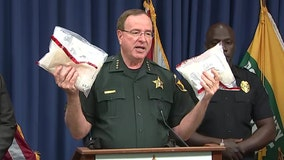 'Mastermind' behind largest meth seizure in Polk history was operating from federal prison, sheriff says
