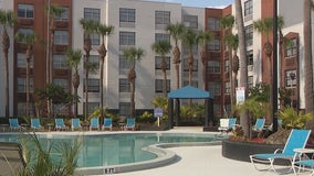 Orlando hotelier providing jobs, hotel stays to displaced workers and guests from closed motel