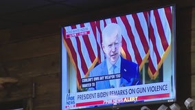 Reaction to President Biden's executive actions to combat gun violence