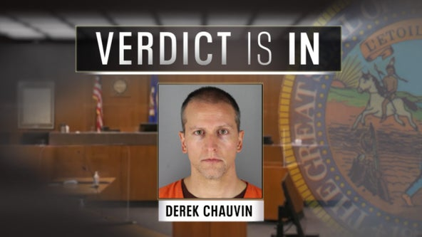 Verdict reached in Derek Chauvin trial