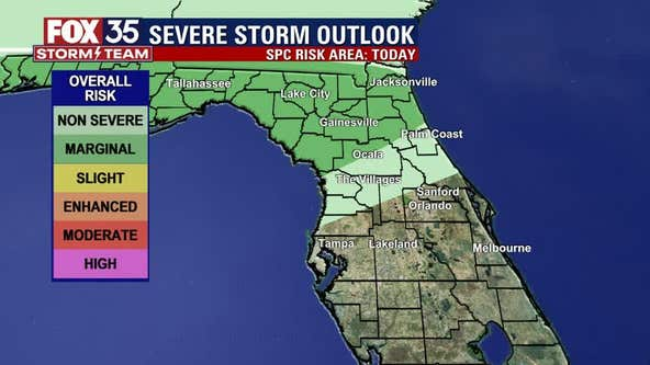 Could Florida be a heavy rain target in coming days?