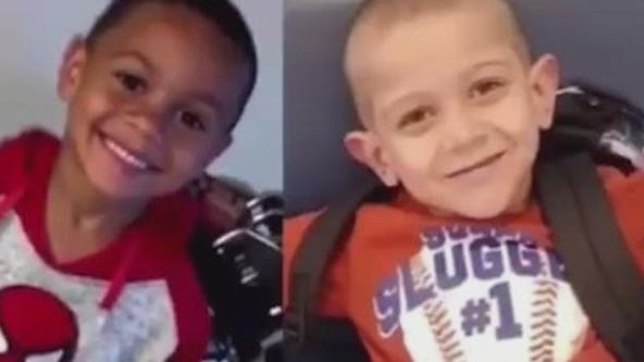 6-year-old boys bonded forever through organ donation