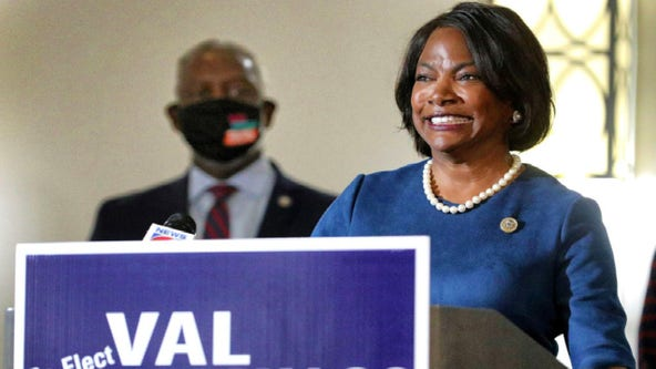 Florida Rep. Val Demings could run for U.S. Senate against Rubio: report