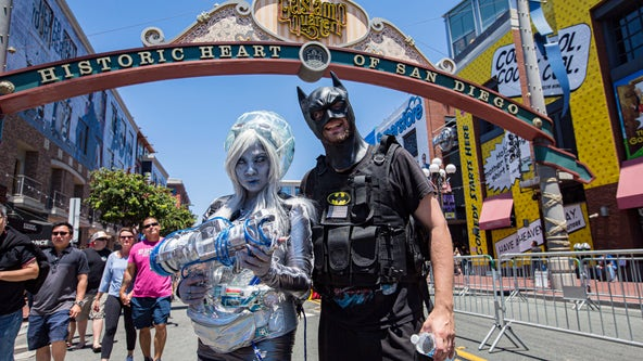 Comic-Con 2021 in San Diego postponed for in-person event until 2022
