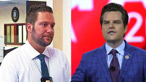 Gaetz connection Joel Greenberg has fed info to investigators since 2020, report says