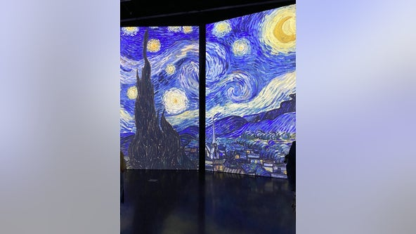 'Immersive Van Gogh' exhibit coming to Orlando