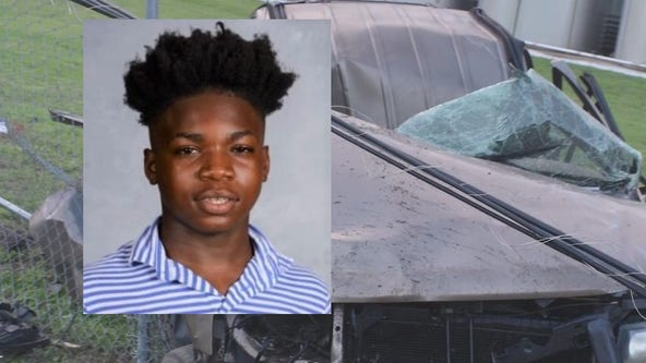 Police: Boy, 14, dies in crash after taking grandmother's SUV for joyride