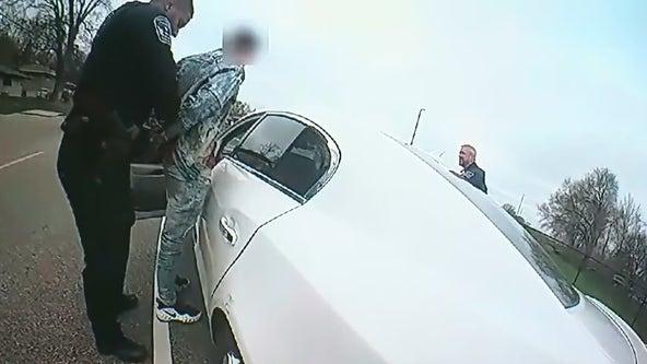 Officer who shot Daunte Wright grabbed gun instead of taser, bodycam video released