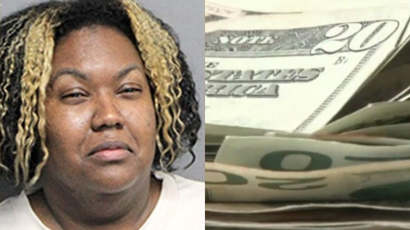 Woman arrested for refusing to return $1.2M accidentally deposited into account