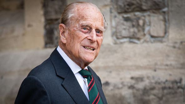 Prince Philip funeral: Duke of Edinburgh to be laid to rest in royal remembrance