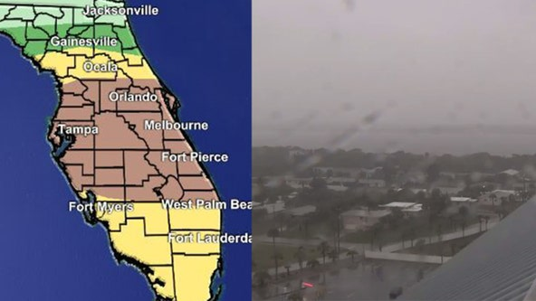 FOX 35 Storm Alert Day: Risk for strong to severe storms in Central Florida