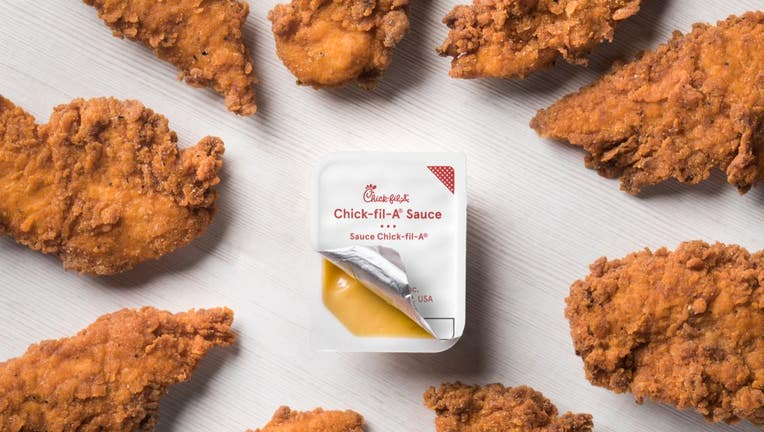chick-fil-a spicy tenders