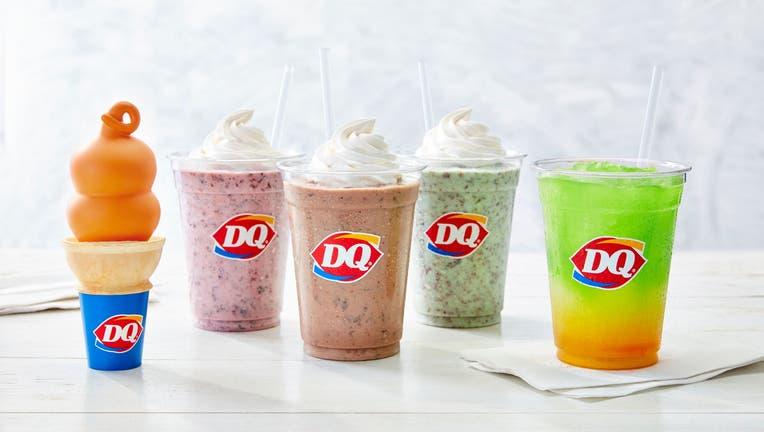 DQ Spring treats