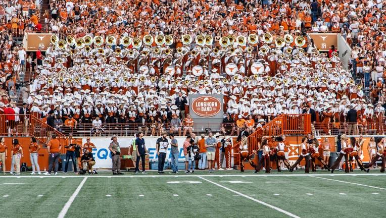 COLLEGE FOOTBALL: OCT 19 Kansas at Texas