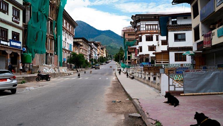 BHUTAN-HEALTH-VIRUS