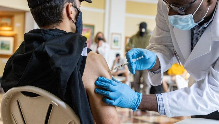 college vaccination