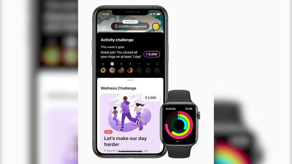 Apple Watch wellness1
