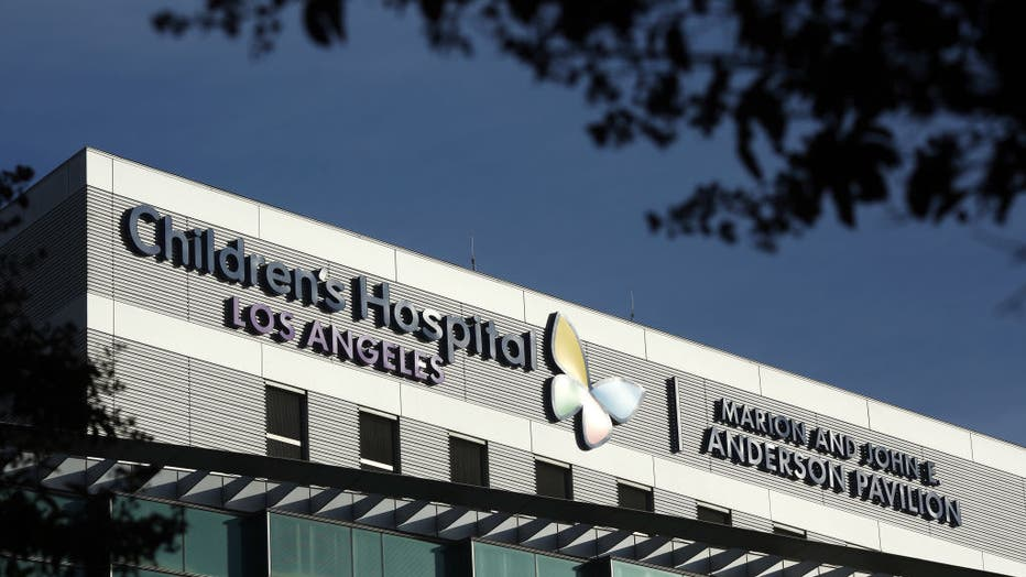 Childrens Hospital Los Angeles mug