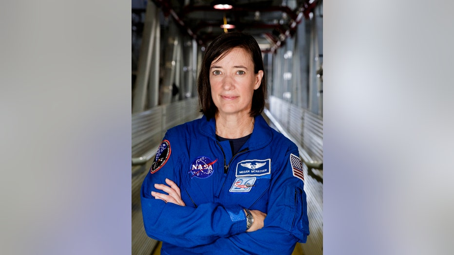 nasa astronaut spacex crew-2