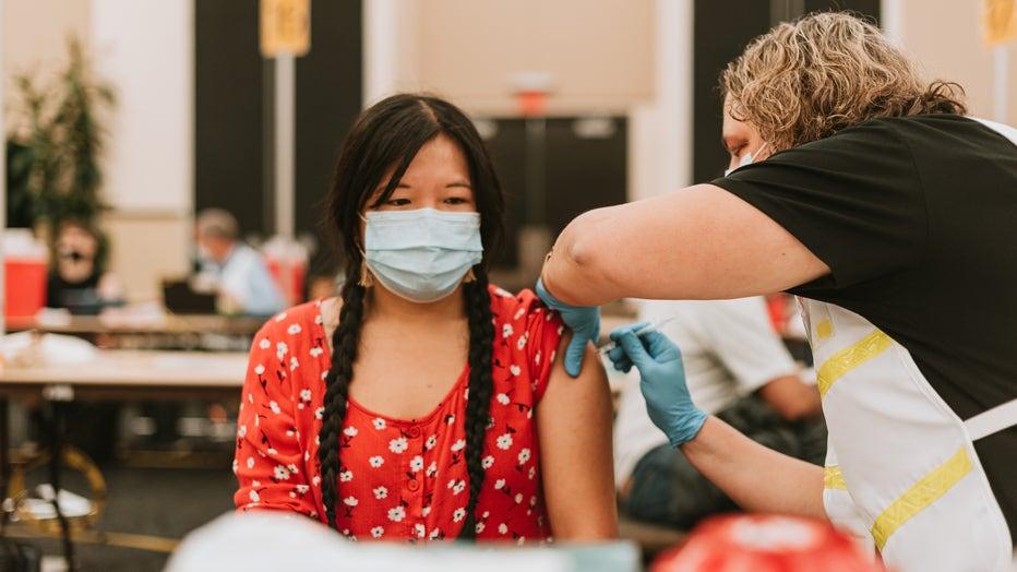 UCF vaccine