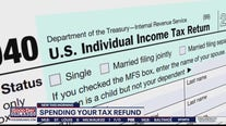 Spending your tax refund