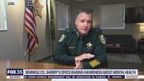 Seminole County Sheriff's Office raising awareness about mental health