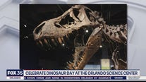 Celebrate Dinosaur Day at the Orlando Science Center