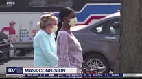 Mask confusion after CDC updates guidance for those fully vaccinated