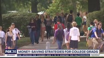 Money-saving strategies for college grads