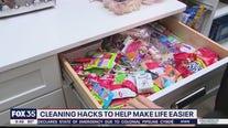 Cleaning hacks to help make life easier