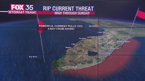 Beach and Boating Forecast: May 15, 2021